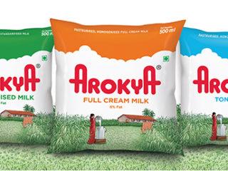 Arokya Milk